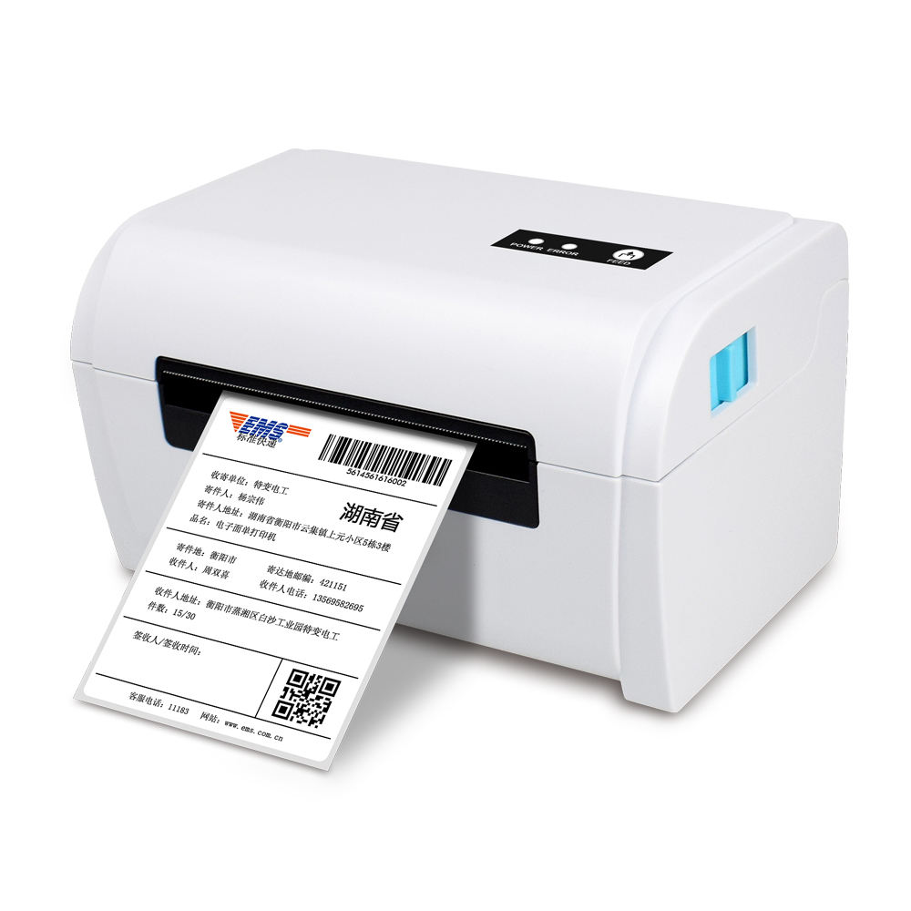 Smart Label <span class=keywords><strong>Printer</strong></span> 110Mm Thermische Label <span class=keywords><strong>Printer</strong></span> Verzending Label <span class=keywords><strong>Printer</strong></span> Express Magazijn Gebruik