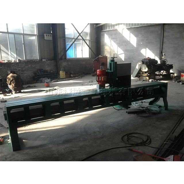Automatic stone edging machine Sanitary table surface lace milling mill special-shaped line processing