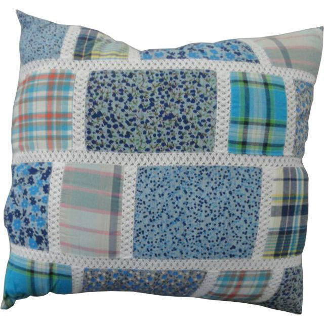 patchwork cushion cover new design