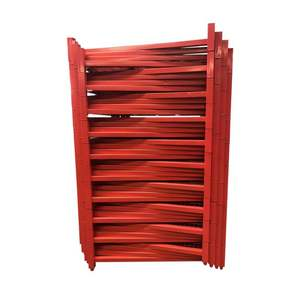Heavy Duty Foldable Storage Tire Racks Steel Spare Tire Rack for Warehouse