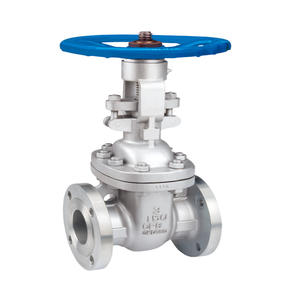 High efficiency ANSI stainless steel gate valve for gas water oil