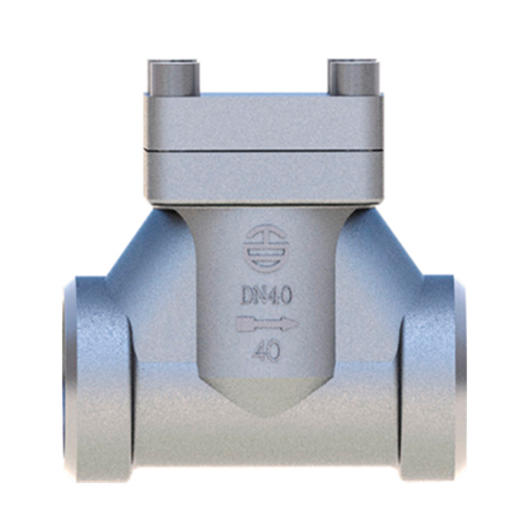 DH-10Y 4.0MPa factory provide cryogenic lift check valve piston type CE TSF