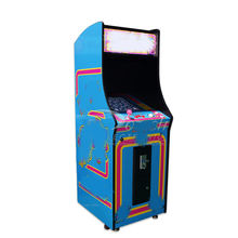 Vertical 60 in 1 arcade stand up video game machine