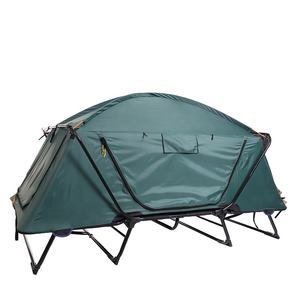 Waterproof Sleeping Portable Outdoor Off Ground Shade Beach Camping Bed Tent