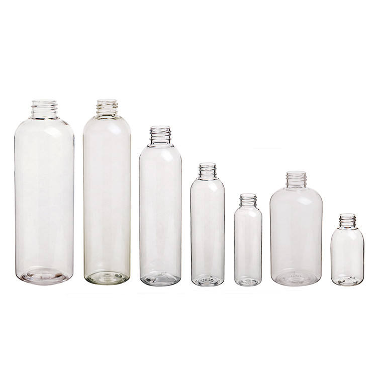 Best Sale Luxury Bulk Empty Plastic Bottles Packaging