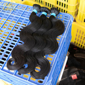 Remy hair extensions wigs brazilian human hair、cabello natural brazilian human hair extension、wholesale hair extensions & wigs