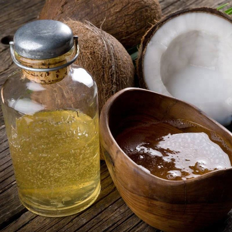 Wholesale Virgin Organic Fractionated Coconut Oil