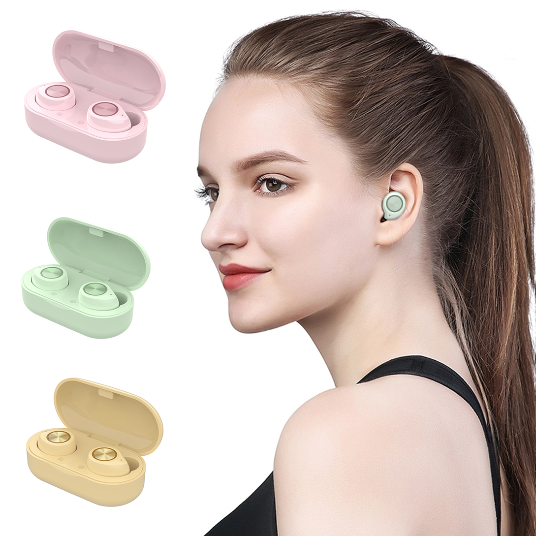 Audifonos 2020 New Arrivals Private Label Model Wireless bt earphones earbuds tw 80 LED Power Display TWS TW80 TW70 TW60