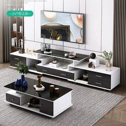 Bingcai BC-XBG1 coffee table and TV stand sets panel