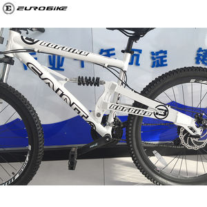 Downhill bike aluminum soft tail bike frame Full Suspension MTB bicicleta downhill mountain bike dirt jump bicycle zoom fork