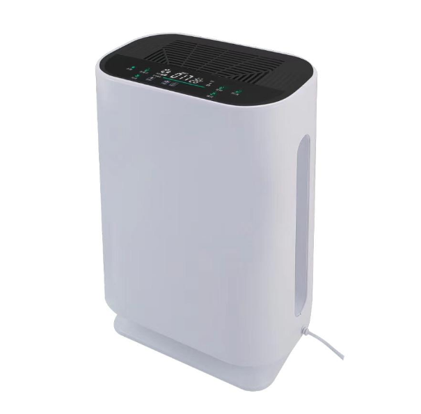 H13 hepa air purifier desktop anion uvc air purifier with hepa air cleaner pm2.5