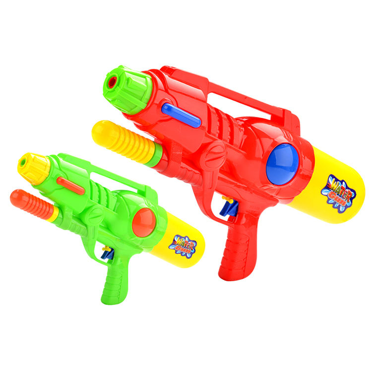 Summer Outdoor Toys New products Children's Air pressure Water Gun Toys Mixing of three Packaging