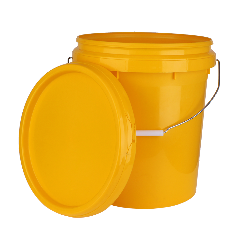 China manufacturer metal handle paint mixing pail for painting