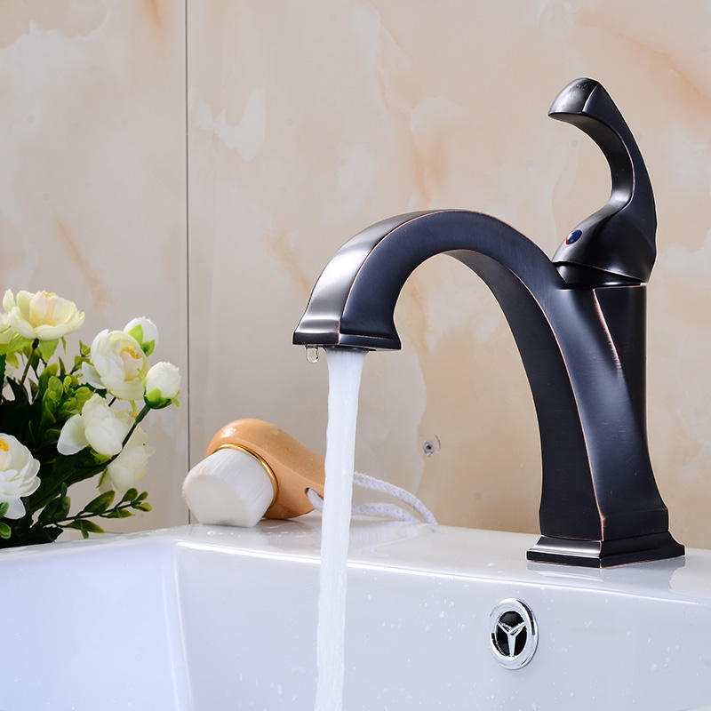Sanitary Ware Productions Children Safety Single Handle Brass Faucet water tap S79-001 supplier ornate wash basin faucets