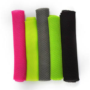 High thickness Soft elastic breathable Sandwich Mesh Fabric for chair