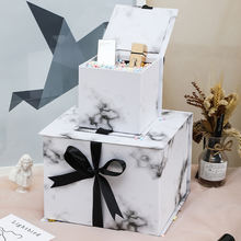 CarePack Customized Printing Paperboard Garment Packaging Storage Box Gift Decorative Packing for Apparel Mailing Gift Box