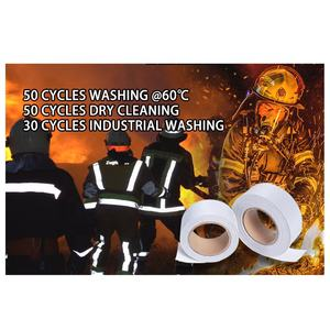 Safety Firefighter Uniform with Fire Retardancy Reflective Strip