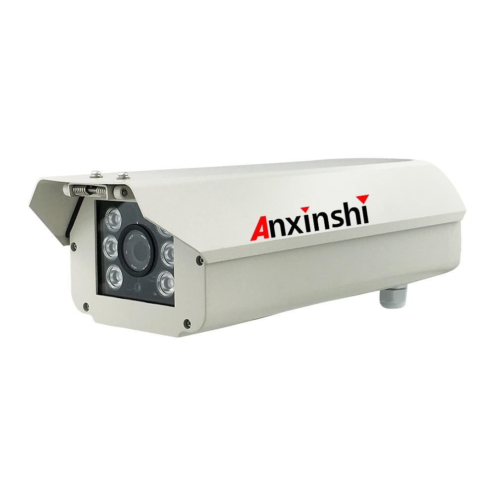 Anxinshi best selling License Plate Recognition camera Professional recognition of license plates 10X zoom LPR camera