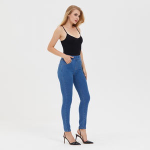 Skinny Jeans Formal Sexy Hot Mini Brand Pencil Jeans Pants Women Sexy Stretchy