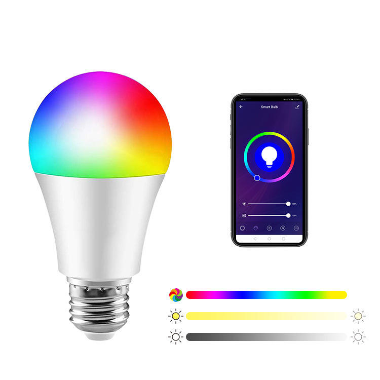 Tuya Smart Home Decoratie 2.4G Wifi 5W <span class=keywords><strong>GU10</strong></span> Led Spotlight Wifi Rgbcw Led Slimme Lamp MR16 Lamp Ac/Dc 12V 5Watt Rgb Dimmen//