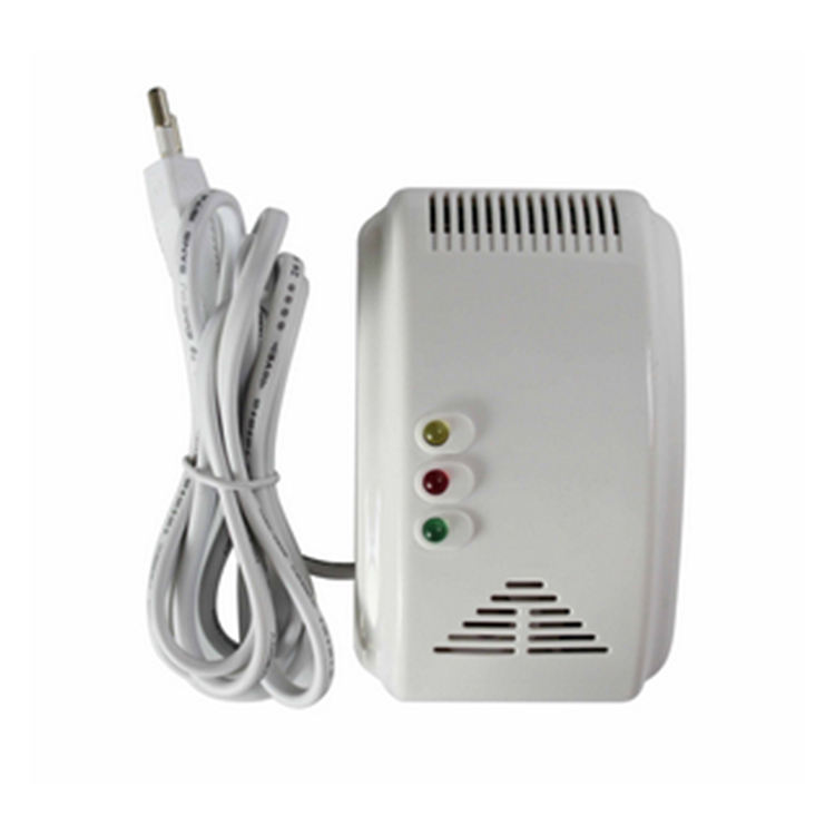 Leak battery operated co gas natural gas detector gas alarm detector