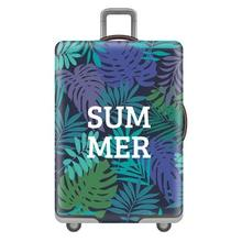Travel polyester suitcase protector protective bag luggage cover