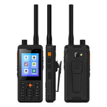 UHF Radio Android P5 IP67 Waterproof Rugged Phone with Talkie Walkie Long Range Real PTT POC DMR Zello Walkie Talkie