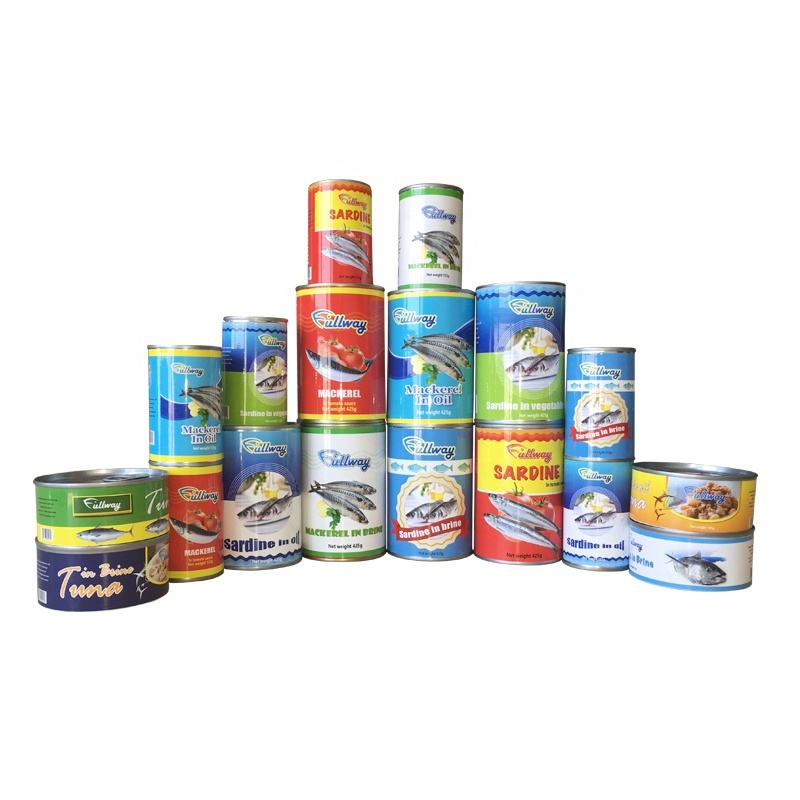 export canned food canned sardines & tuna canned fish South Africa