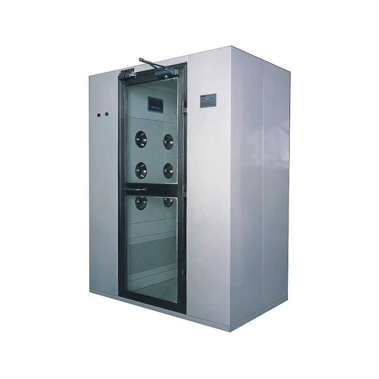 High Quality Double door Automatic Air Shower Suppliers