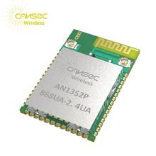 Cansec Wireless AN1352P TI CC1352P Sub-1GHz & 2.4GHz IoT Solution Dual Band Module