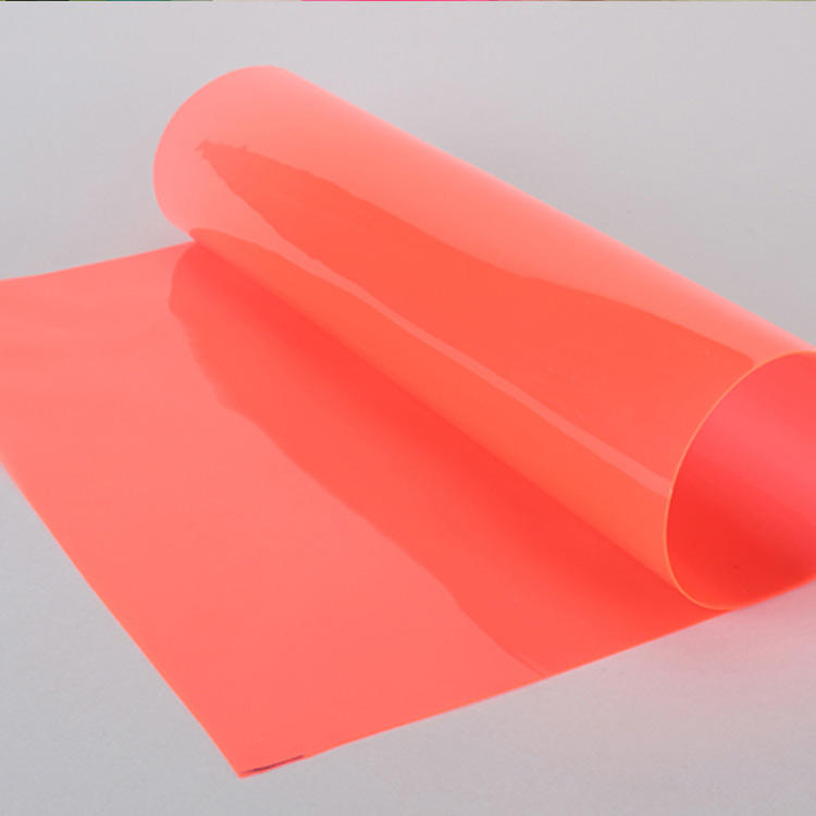 Thermoplastic Polyurethane Film Transparent TPU film Colorful TPU Film For Raincoat and bags