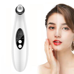 Portable Electric Facial Massage Acne Pore Blackhead Remover Vacuum Tool