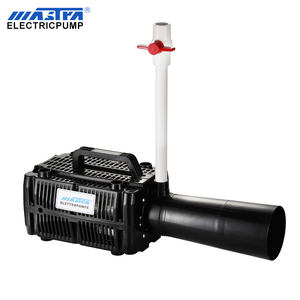 fish aeration water push pump 250W 220V special mixed flow jet mechanism submersible fish pond pump water pumps for fish pond