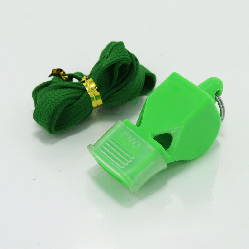 Plastic Whistle Emergency Fox Whistle Sports Referee Whistle