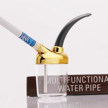 Convenient Product Fashionable Design Recycled Tobacco Water Pipe Cigarette Holder Filter
