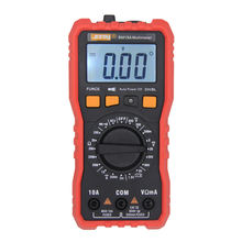 BM15A pocket size Voltage resistance measurement backlight flashlight digital meter multimeter