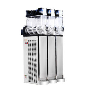 45 L big capacity High speed fruit juice Commercial Slush Machine