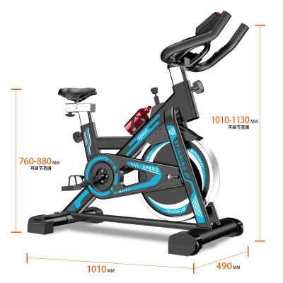 Indoor Static Bicycles Exercise Bikes Commercial Spin Bike