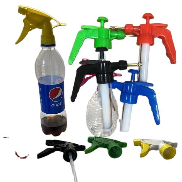 china plastic hand agricultural trigger sprayer pump bottle spray head pump