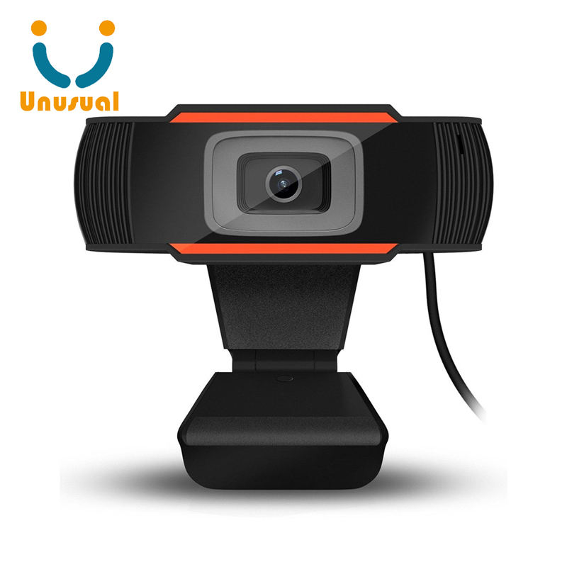 720P 1080P USB Web Cam HD Web Camera Webcam LED For Computer PC Laptop Notebook