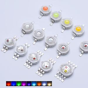 Czinelight Wholesale High Power 1w 3w Multi-color Led 6000-6500k Pure White 3.4v Epistar Chip Led