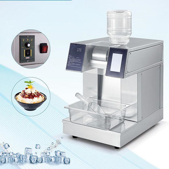 Hot Sale Korean Snow Ice Maker / Snow Ice Machine / Snow White Cream