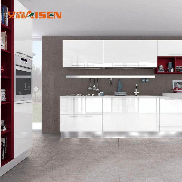 De <span class=keywords><strong>moda</strong></span> de diseño de cocina, muebles de <span class=keywords><strong>Casa</strong></span> de gabinetes de cocina de laca para Proyectos