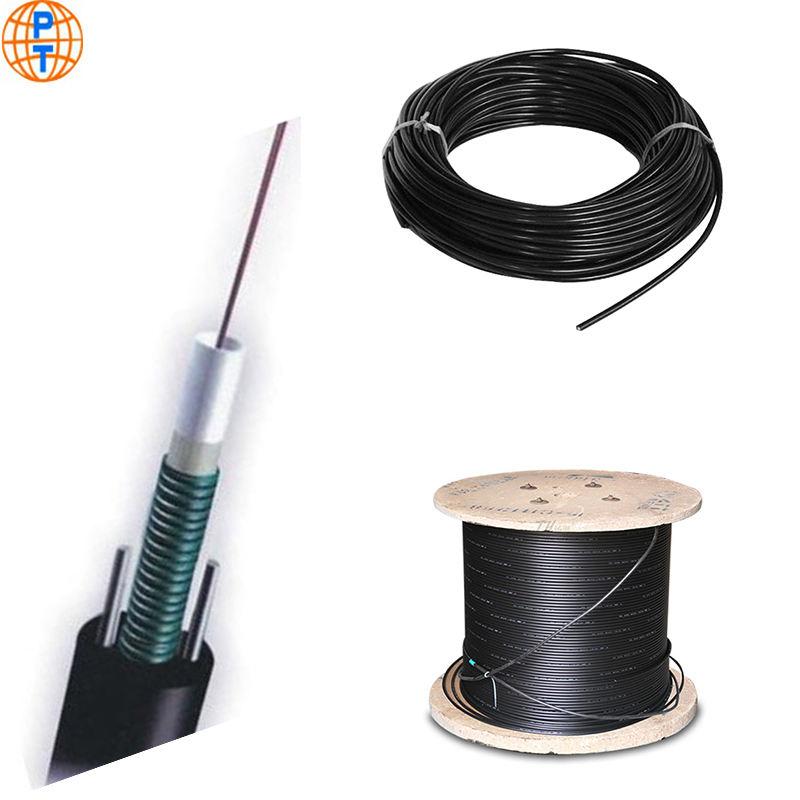 Одномодовая катушка светящиеся волоконно-оптический кабель Gyxtw волоконно-оптический кабель