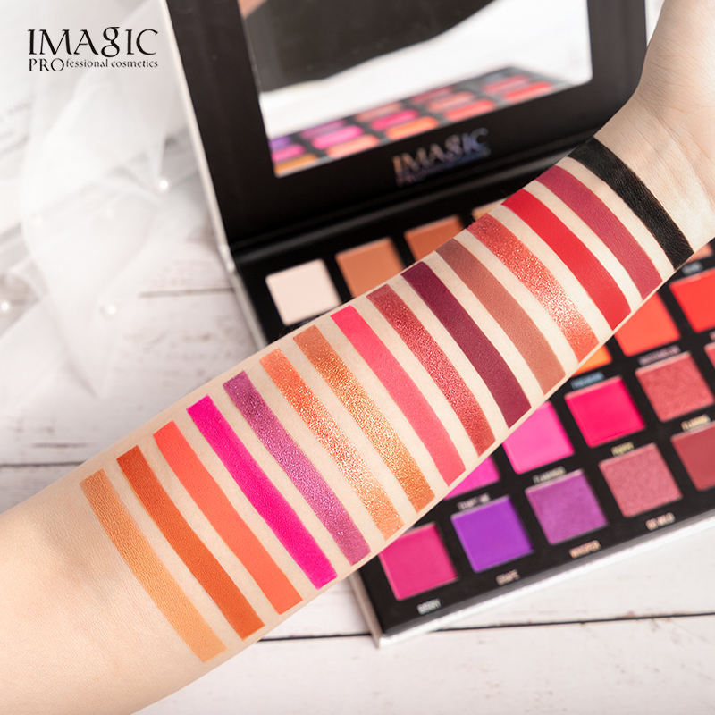 IMAGIC Hot Products For United States 2020 Non-smudge Long Lasting Eyeshadow Makeup In China