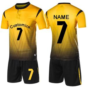 Football jerseys kids men blank soccer jerseys set Football shirts boys child soccer Training Uniforms