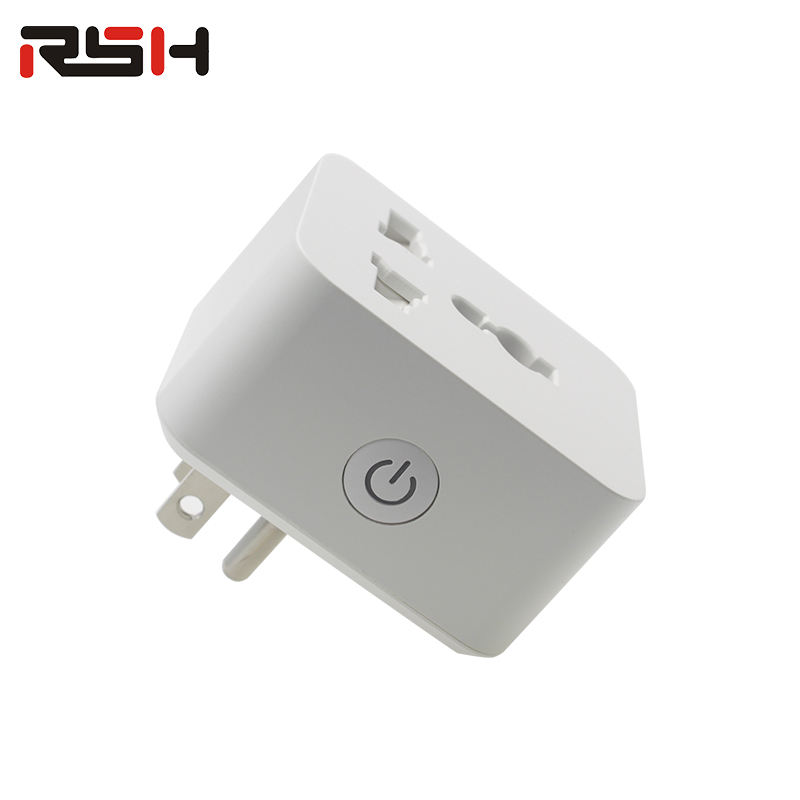 Universal Travel Smart Socket Plug Power Adapter Converter Wall Plug Socket AC Power Charger Outlet Adapter