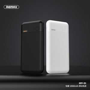 Remax 2020 latest smart Compatible with QC3.0 PD two-way fast charging protocol power bank