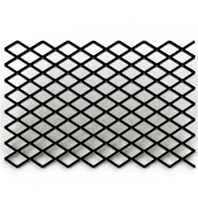 Anti-rust Galvanized expanded metal mesh for security protection in construction
