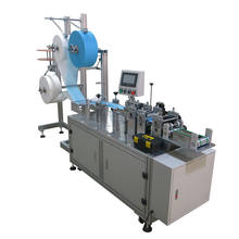 Semi automatic fast speed non woven fabric face mask ear loop ultrasonic welding sealing machine